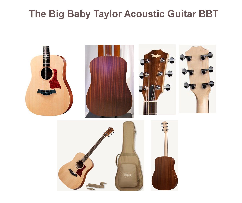 Big Baby Taylor Acoustic Guitgar BBT