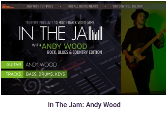 In The jam Andy Wood