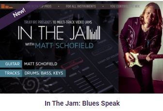 In the Jam Blues Speaks