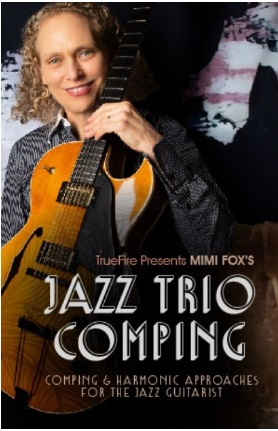 Jazz Trio Comping Mimi Fox