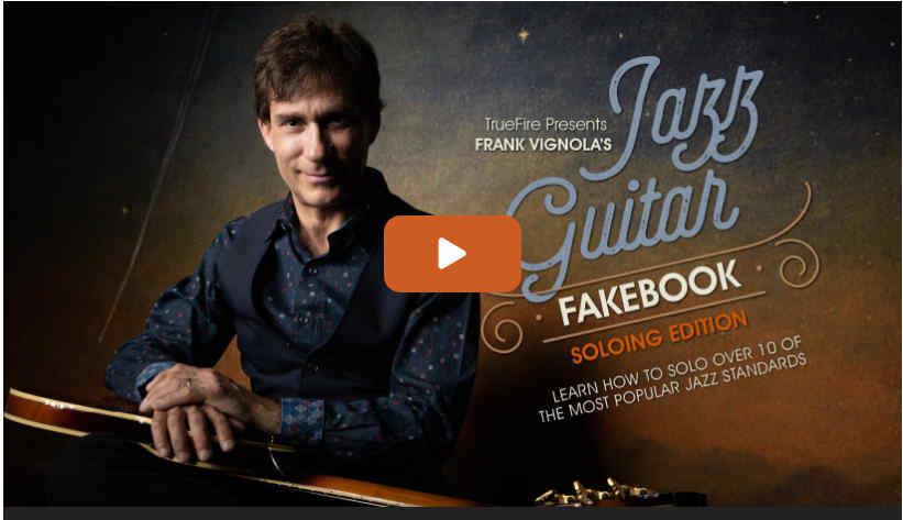 Jazz Guitar Fakebook