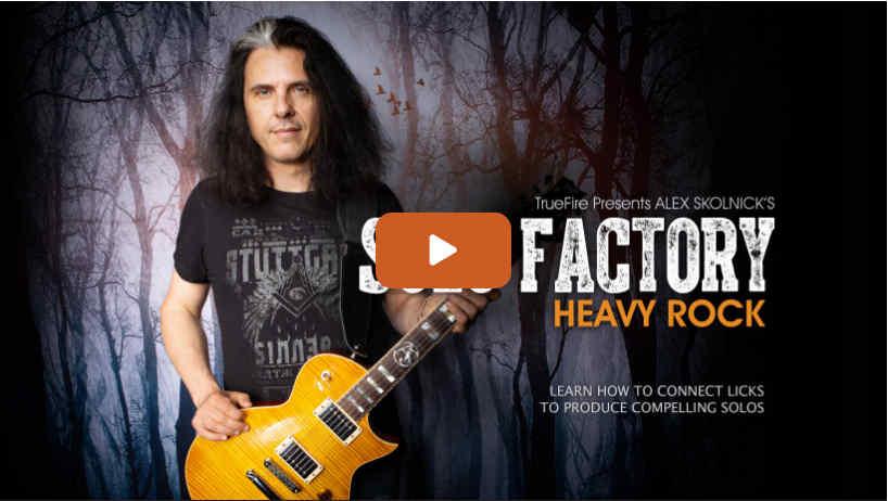 Solo Factory Heavy Rock