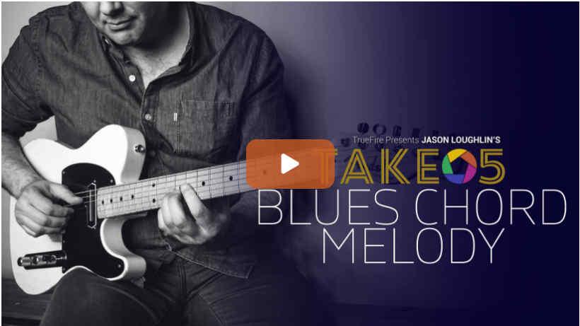 Take5 Blues Chord Melody